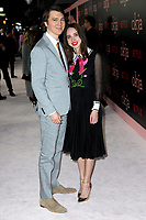 www.acepixs.com<br /> June 8, 2017  New York City<br /> <br /> Paul Dano and Zoe Kazan at the 'Okja' screening on June 8, 2017 in New York City.<br /> <br /> Credit: Kristin Callahan/ACE Pictures<br /> <br /> <br /> Tel: 646 769 0430<br /> Email: info@acepixs.com