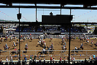 USA. Angola. 20th April 2008.The Rodeo..©Andrew Testa