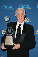 BEVERLY HILLS, CA - FEBRUARY 3: Jim Tanker in the press room at the 70th Annual DGA Awards at The Beverly Hilton Hotel in Beverly Hills, California on February 3, 2018. <br /> CAP/MPI/FS<br /> &copy;FS/MPI/Capital Pictures