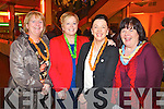 Pictured at Elvis concert at the INEC, Killarney, on Saturday were l-r: Siobhan Twomey, Ita O'Brien, Margaret Mulcahy and Eileen Cunningham (all Ballymac).