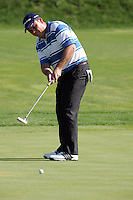Gary Murphy putting on the 9th green in the 3rd Round of the Open de Espana in Madrid...Photo NEWSFILE/Eoin Clarke.(Photo credit should read Eoin Clarke/NEWSFILE)....This Picture has been sent you under the condtions enclosed by:.Newsfile Ltd..The Studio,.Millmount Abbey,.Drogheda,.Co Meath..Ireland..Tel: +353(0)41-9871240.Fax: +353(0)41-9871260.GSM: +353(0)86-2500958.email: pictures@newsfile.ie.www.newsfile.ie.FTP: 193.120.102.198..