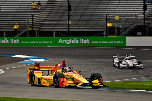 12-14 May, 2016, Indianapolis, Indiana USA<br /> Ryan Hunter-Reay<br /> ©2016, Scott R LePage <br /> LAT Photo USA