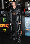 Jeb Corliss arriving at the Los Angeles premiere of Point Break held at TCL Chinese Theater Hollywood, CA. December 15, 2015.