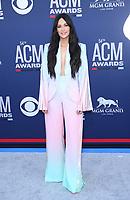 07 April 2019 - Las Vegas, NV - Kacey Musgraves. 2019 ACM Awards at MGM Grand Garden Arena, Arrivals. Photo Credit: mjt/AdMedia