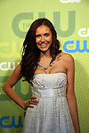 Nina Dobrev - The Vampire Diaries at the CW Upfront 2009 on May 21, 2009 at Madison Square Gardens, New York NY. (Photo by Sue Coflin/Max Photos)