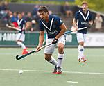 AMSTELVEEN  - Alexander Hendrickx (Pinoke)   Hoofdklasse hockey dames ,competitie, heren, Amsterdam-Pinoke (3-2)  . COPYRIGHT KOEN SUYK