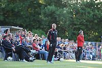 VOETBAL: MINNERSTGA: Sportpark De Sportfinne, 05-07-2013, Oefenwedstrijd vv Minnertsga - sc Heerenveen, uitslag 0 - 11, Eredivisie seizoen 2013/2014, Marco van Basten (trainer/coach sc Heerenveen), © Martin de Jong