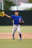 Elliot Soto - AZL Cubs - 2010 Arizona League.  Photo by:  Bill Mitchell/Four Seam Images..