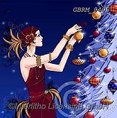 Roger, CHRISTMAS SYMBOLS, WEIHNACHTEN SYMBOLE, NAVIDAD SÍMBOLOS, paintings+++++,GBRM0403,#xx#