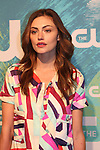 Phoebe Tonkin - The Originals - The CW Upfront - Red Carpet Arrivals on May 19, 2016 at t he London Hotel, New York City, New York. (Photo by Sue Coflin/Max Photos)