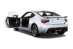 Car images close up view of a 2017 Subaru BRZ Sport Premium 2 Door Coupe doors