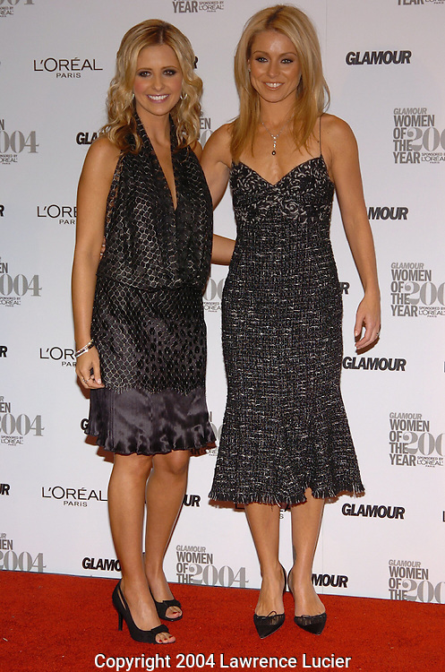 Sarah Michelle Gellar and Kelly Ripa