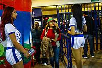 Aspectos previos al 6to juego de beisbol de la serie final entre Mayos de Navojoa vs Tomateros de Culiacan celebrado en Estadio Manuel &uml;Ciclon&uml;  Echeverria. Temporada 2018 de la Liga Mexicana del Pacifico. Navojoa Sonora a  27 enero 2018.  <br /> (Foto:Luis Gutierrez/NortePhoto.com)