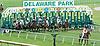 Odlum winning at Delaware Park on 6/22/17