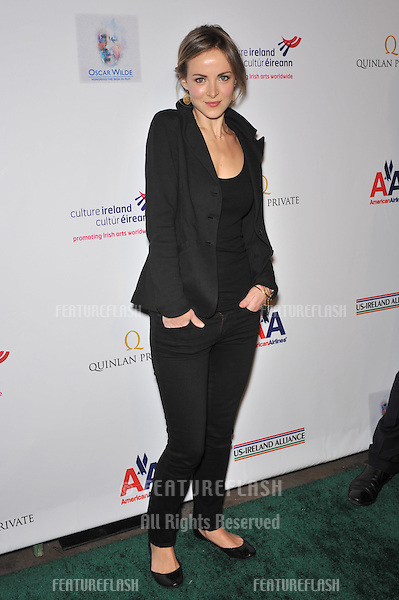 Gemma Hayes at the US-Ireland Alliance Oscar Wilde Gala honoring the Irish in Film, at the Ebell Club, Los Angeles..February 19, 2009  Los Angeles, CA.Picture: Paul Smith / Featureflash