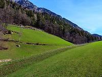 beim Ortsteil Vellau, Algund-Lagundo, Provinz Bozen &ndash; S&uuml;dtirol, Italien<br /> Near district Vellau, Algund-Lagundo, province Bozen-South Tyrol, Italy