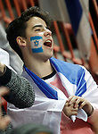 Israel's supporter during FIFA World Cup 2018 Qualifying Round match. March 24,2017.(ALTERPHOTOS/Acero)