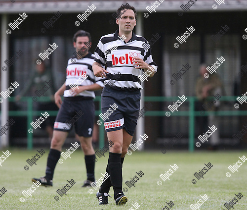 2007-07-22 / Voetbal / Belgica Edegem / Dimitry Andries