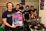 Ntransplant DJ's.Picture Fran Caffrey www.newsfile.ie