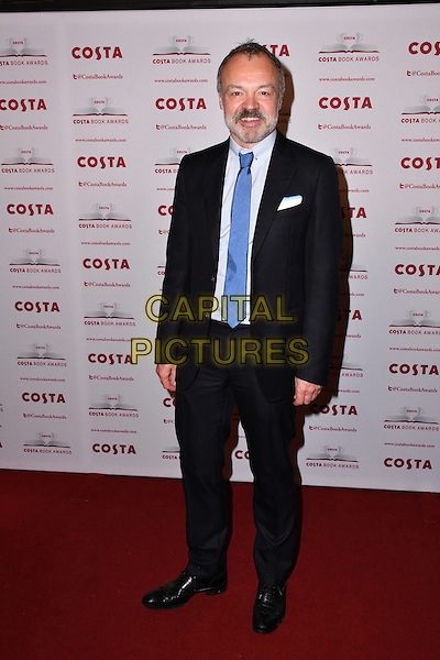 Graham Norton<br /> Costa Book Of The Year Award 2016, at Quaglino&rsquo;s, London, England on January 31, 2017.<br /> CAP/JOR<br /> &copy;JOR/Capital Pictures