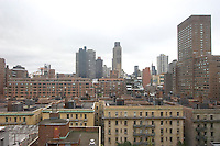 Roof View at 404 East 66th Street