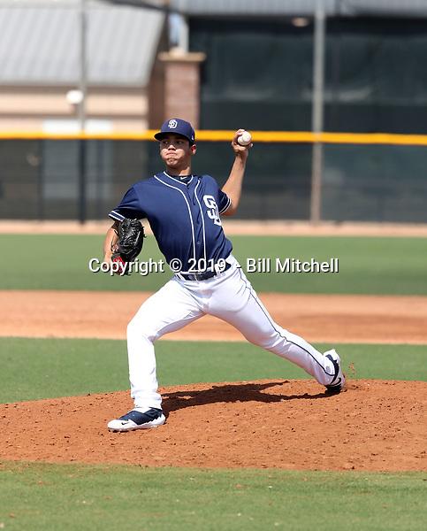 Luis Gutierrez - 2019 AIL Padres (Bill Mitchell)