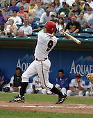 August 31, 2003:  Paul O'Toole of the Lansing Lugnuts during a game at Cooley Stadium in Lansing, Michigan.  Photo by:  Mike Janes/Four Seam Images