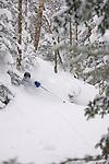 Brian Keet, Jay Peak, Vermont