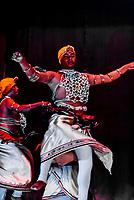 """Dances of Sri Lanka"" cultural performance, Kandy, Central Province, Sri Lanka."
