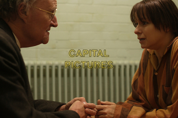 JIM BROADBENT & SAMANTHA MORTON.in Longford .**Editorial Use Only**.CAP/FB.Supplied by Capital Pictures