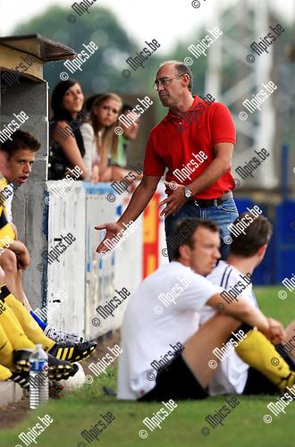 2010-06-21 / Voetbal / seizoen 2010-2011 / KFC Zwarte Leeuw / Frank Braeckmans..Foto: mpics