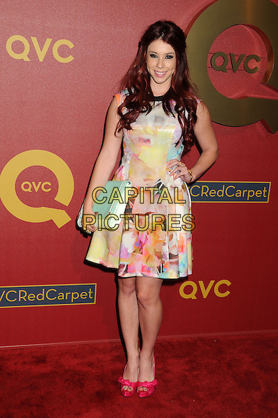 28 February 2014 - Los Angeles, California - Jillian Rose Reed. QVC Presents Red Carpet Style held at the Four Seasons Hotel. <br /> CAP/ADM/BP<br /> &copy;Byron Purvis/AdMedia/Capital Pictures