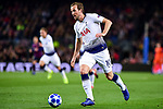 UEFA Champions League 2018/2019 - Matchday 6.<br /> FC Barcelona vs Tottenham Hotspur FC: 1-1.<br /> Kane.