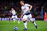 UEFA Champions League 2018/2019 - Matchday 6.<br /> FC Barcelona vs Tottenham Hotspur FC: 1-1.<br /> Kane.