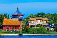China Pavilion, World Showcase, Epcot, Walt Disney World, Orlando, Florida USA