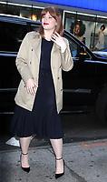 MAY 28 Bryce Dallas Howard at Good Morning America-
