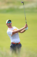 Alexander Bjork (SWE) on the 10th during Round 3 of the HNA Open De France at Le Golf National in Saint-Quentin-En-Yvelines, Paris, France on Saturday 30th June 2018.<br /> Picture:  Thos Caffrey | Golffile