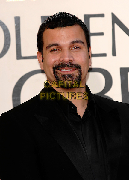RICARDO CHAVIRA.Red Carpet Arrivals - 64th Annual Golden Globe Awards, Beverly Hills HIlton, Beverly Hills, California, USA, January 15th 2007.globes headshot portrait gostee facial hair .CAP/PL.©Phil Loftus/Capital Pictures