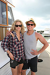 Billy Magnussen - ATWT & Cody Horn during 12th Annual SoapFest - Actors take a break on the Ramblin' Rose with Ken as the captain on May 14, 2010 on Marco Island, FLA. (Photo by Sue Coflin/Max Photos)