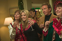 Christmas with the Kranks (2004) <br /> Tim Allen, Jamie Lee Curtis &amp; Julie Gonzalo  <br /> *Filmstill - Editorial Use Only*<br /> CAP/KFS<br /> Image supplied by Capital Pictures