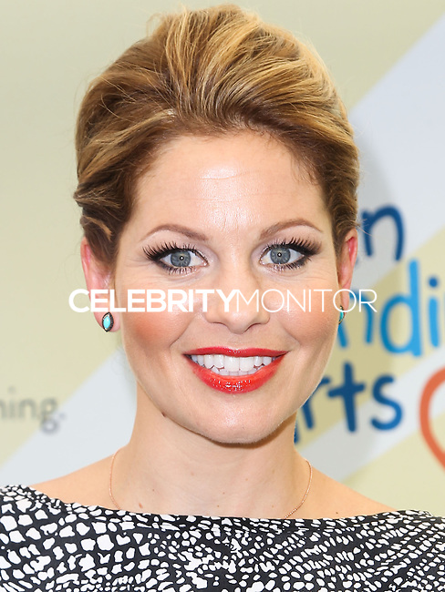 "BEVERLY HILLS, CA, USA - JUNE 14: Candace Cameron Bure at the Children Mending Hearts' 6th Annual Fundraiser ""Empathy Rocks: A Spring Into Summer Bash"" on June 14, 2014 in Beverly Hills, California, United States. (Photo by Celebrity Monitor)"