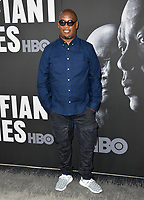 Andre Harrell at the premiere for the HBO documentary series &quot;The Defiant Ones&quot; at the Paramount Theatre. Los Angeles, USA 22 June  2017<br /> Picture: Paul Smith/Featureflash/SilverHub 0208 004 5359 sales@silverhubmedia.com