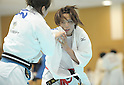 Kaori Matsumoto, MARCH 28, 2012 - Judo : Japanese women's national team open the practice for press at Ajinomoto National Trining center in Itabashi, Japan. (Photo by Atsushi Tomura /AFLO SPORT) [1035]