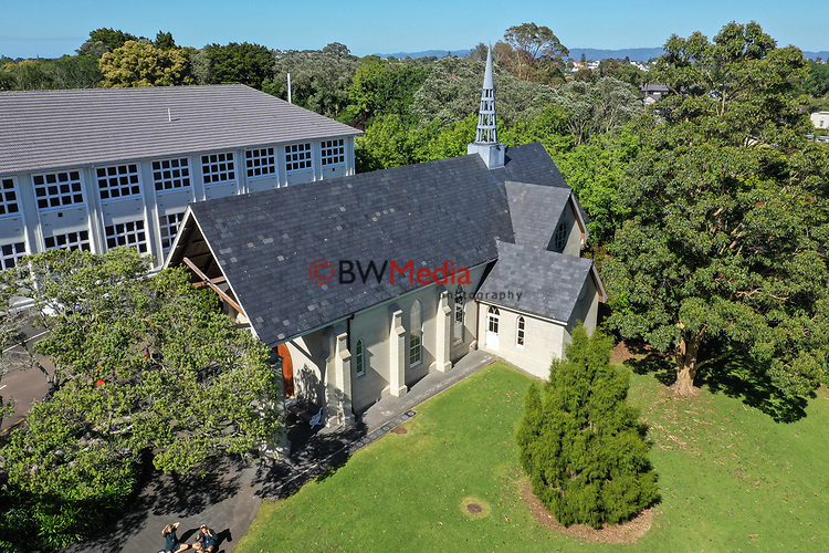 St Cuths Property/buildings for Prospectus.  7 December 2018. Photo: Simon Watts/www.bwmedia.co.nz