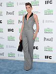 Clotilde Courau<br /> <br /> <br />  attends The 2014 Film Independent Spirit Awards held at Santa Monica Beach in Santa Monica, California on March 01,2014                                                                               &copy; 2014 Hollywood Press Agency