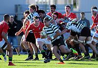 180421 Swindale Shield Rugby - Marist St Pats v OBU