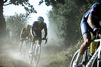 David van der Poel (NED/Alpecin-Fenix)<br /> <br /> Antwerp Port Epic 2020 <br /> One Day Race: Antwerp to Antwerp 183km; of which 28km are cobbles and 35km is gravel/off-road<br /> Bingoal Cycling Cup 2020