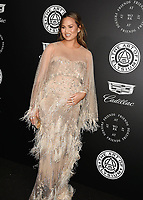 SANTA MONICA, CA - JANUARY 06: Model Chrissy Teigen arrives at the The Art Of Elysium's 11th Annual Celebration - Heaven at Barker Hangar on January 6, 2018 in Santa Monica, California.<br /> CAP/ROT/TM<br /> &copy;TM/ROT/Capital Pictures