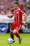14.04.2018, Allianz Arena, Muenchen, GER, 1.FBL,  FC Bayern Muenchen vs. Borussia Moenchengladbach, im Bild Thiago (FCB #6) <br /> <br />  Foto &copy; nordphoto / Straubmeier