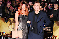Stacey Solomon and Joe Swash<br /> at the &quot;Game of Thrones Hardhome&quot; gala screening, Empire, Leicester Square London<br /> <br /> <br /> &copy;Ash Knotek  D3098 12/03/2016